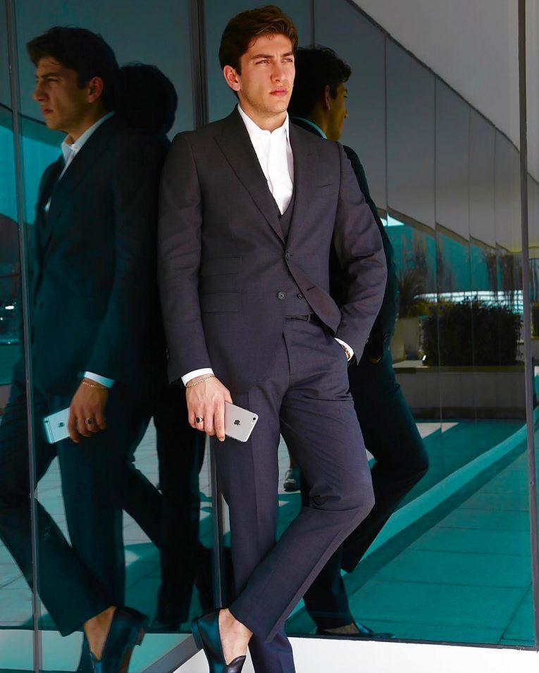 Grey Suit 1
