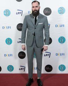 Grey Suit 10