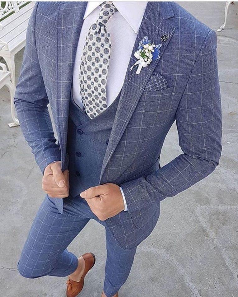 Grey Suit 12