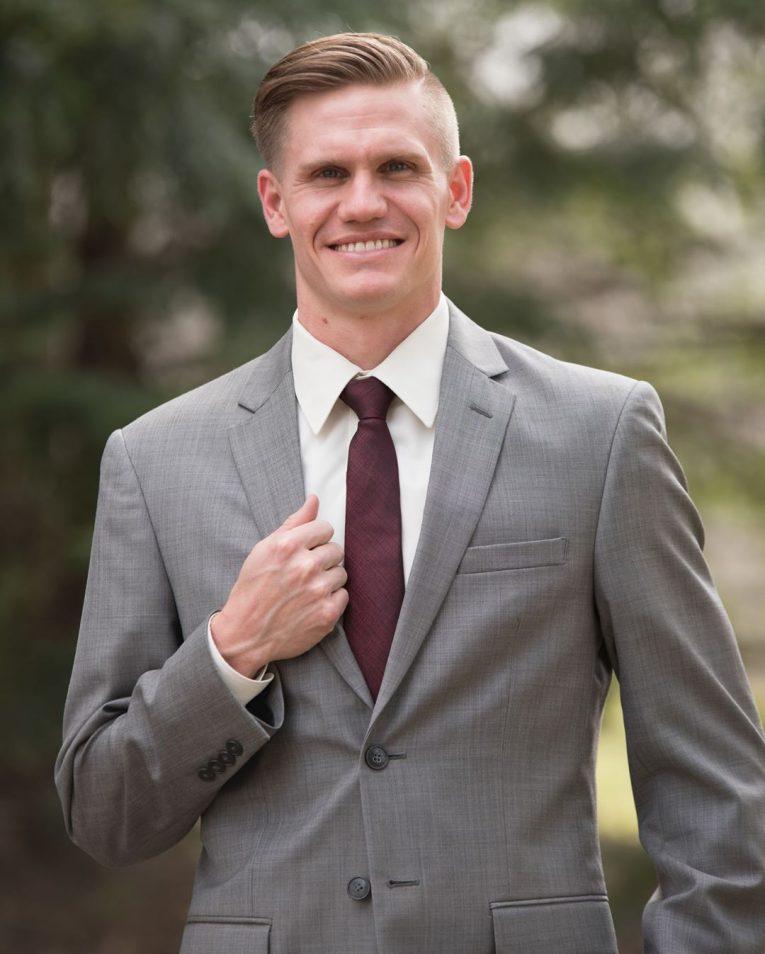 Grey Suit 14