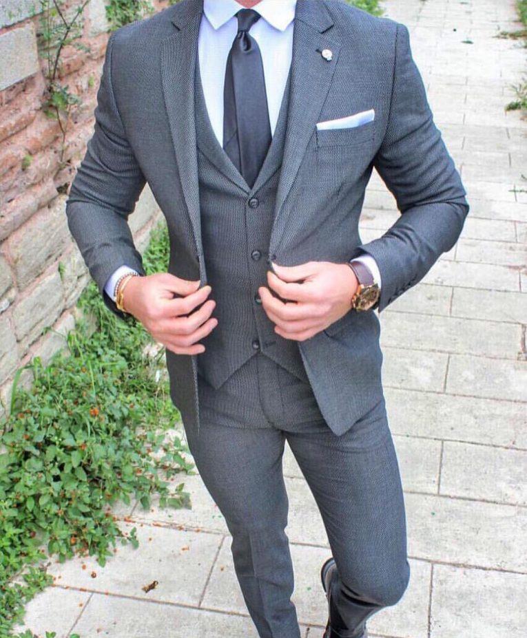 Grey Suit 4