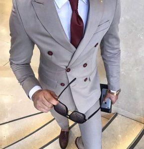Grey Suit 5