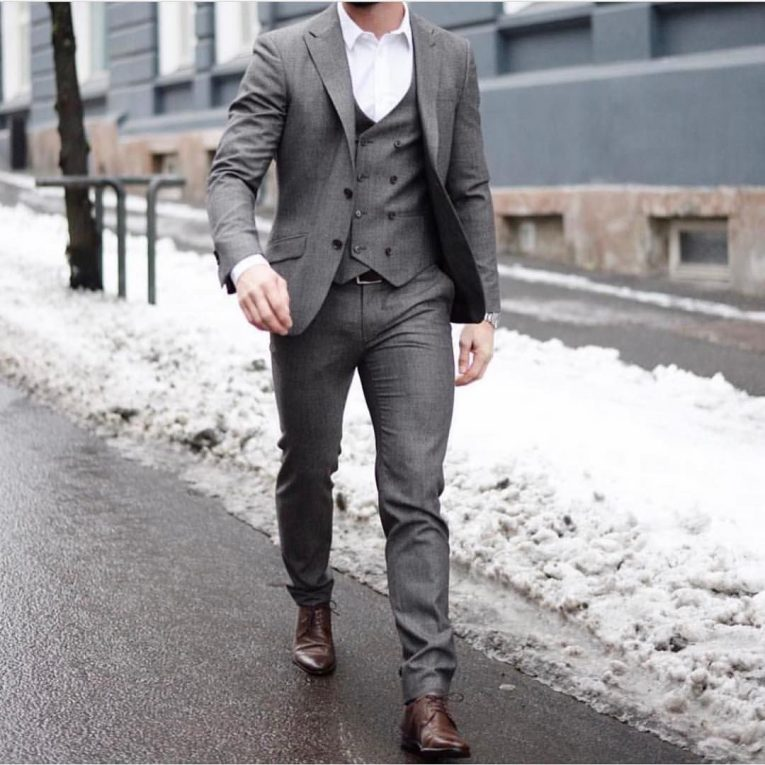 Grey Suit 7