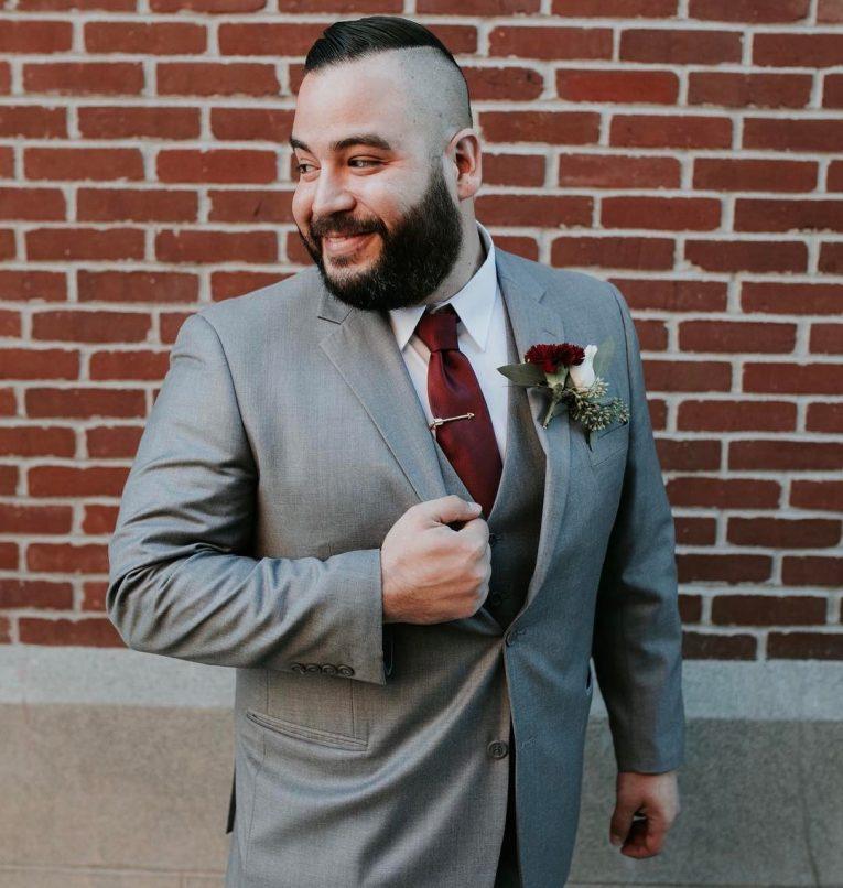 Grey Suit 8