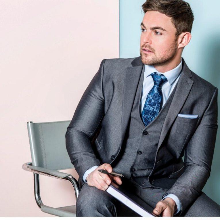 Grey Suit 9