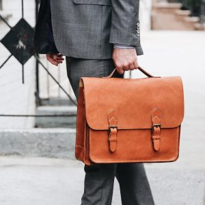 Leather Briefcase 51