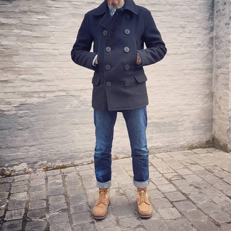 Pea Coat 1
