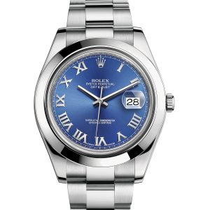 Rolex Datejust II Watch: 904L steel - 116300