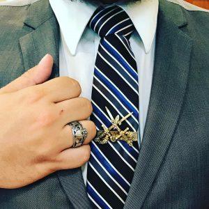 Tie Clip 47