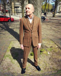 Tweed Suit 47