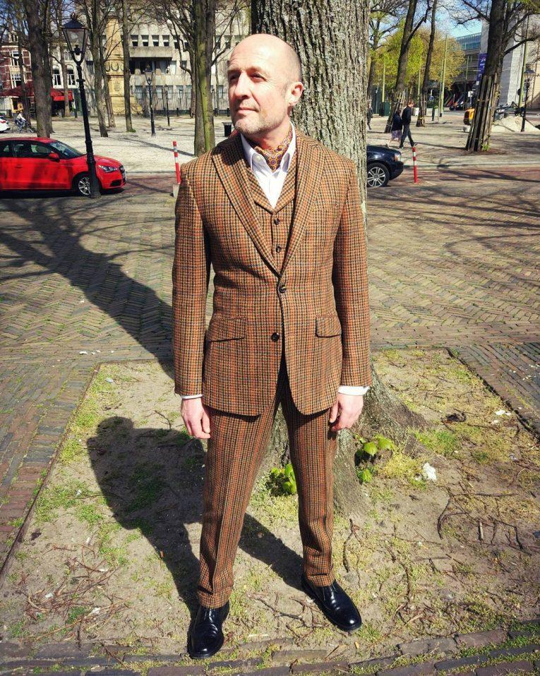 Tweed Suit 47