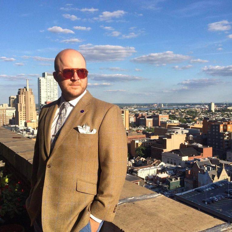 Tweed Suit 48