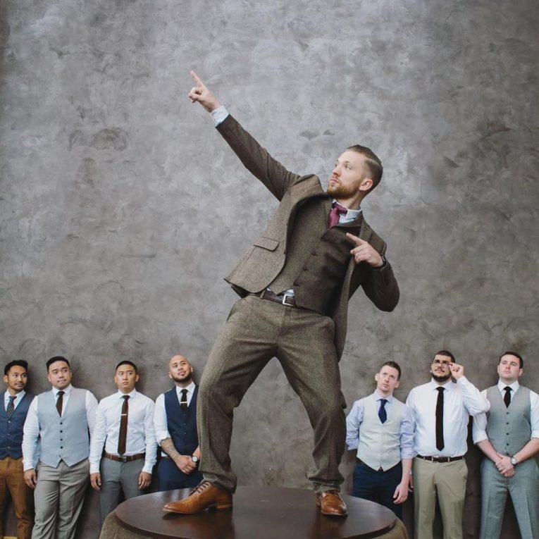Tweed Suit 49