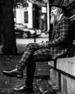 Tweed Suit 51