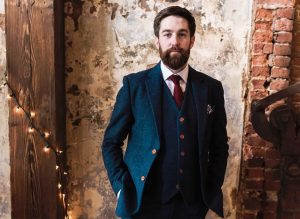 Tweed Suit 53