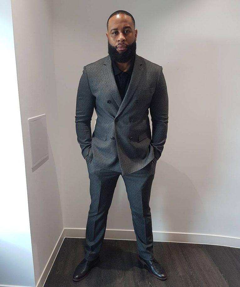Tweed Suit 54