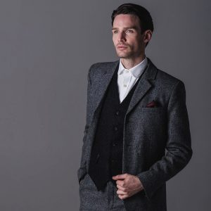 Tweed Suit 56