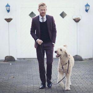 Tweed Suit 57