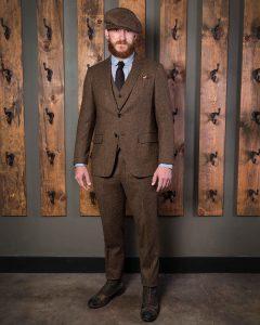 Tweed Suit 59