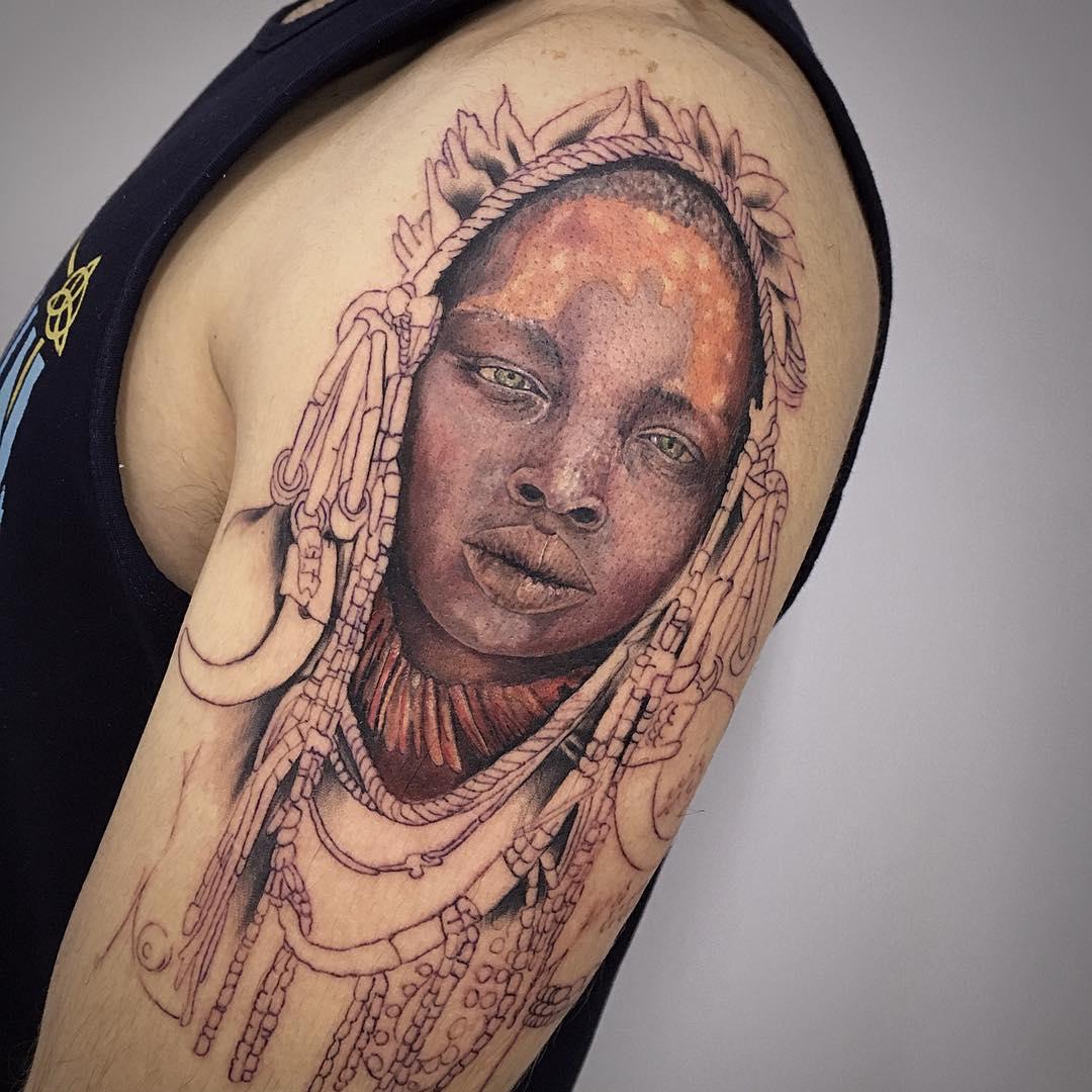 35 African Tattoo Ideas For Men