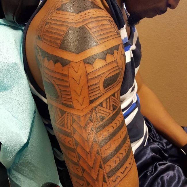 35 African Tattoo Ideas for Men Making it Cool Unique