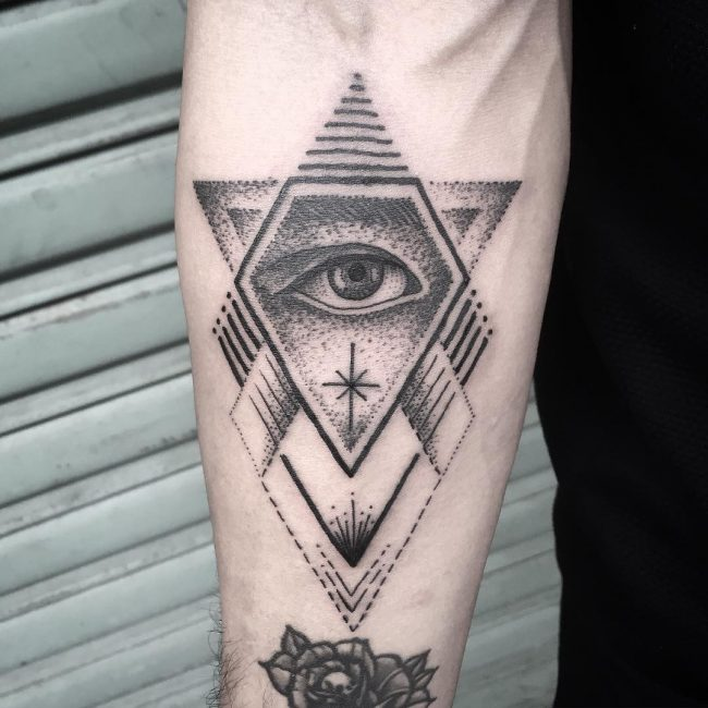 50 Mysterious All Seeing Eye Tattoo Ideas Everything You Want To Know