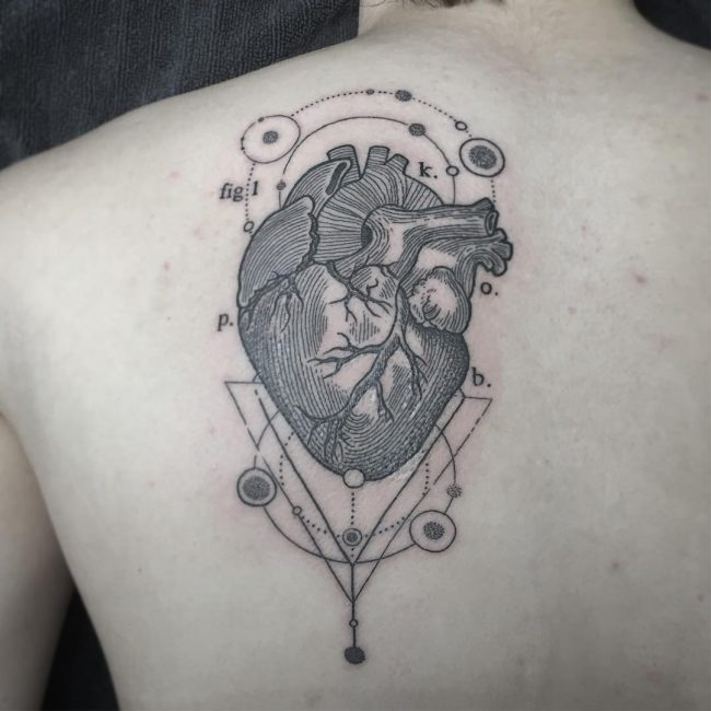 grey heart meaning