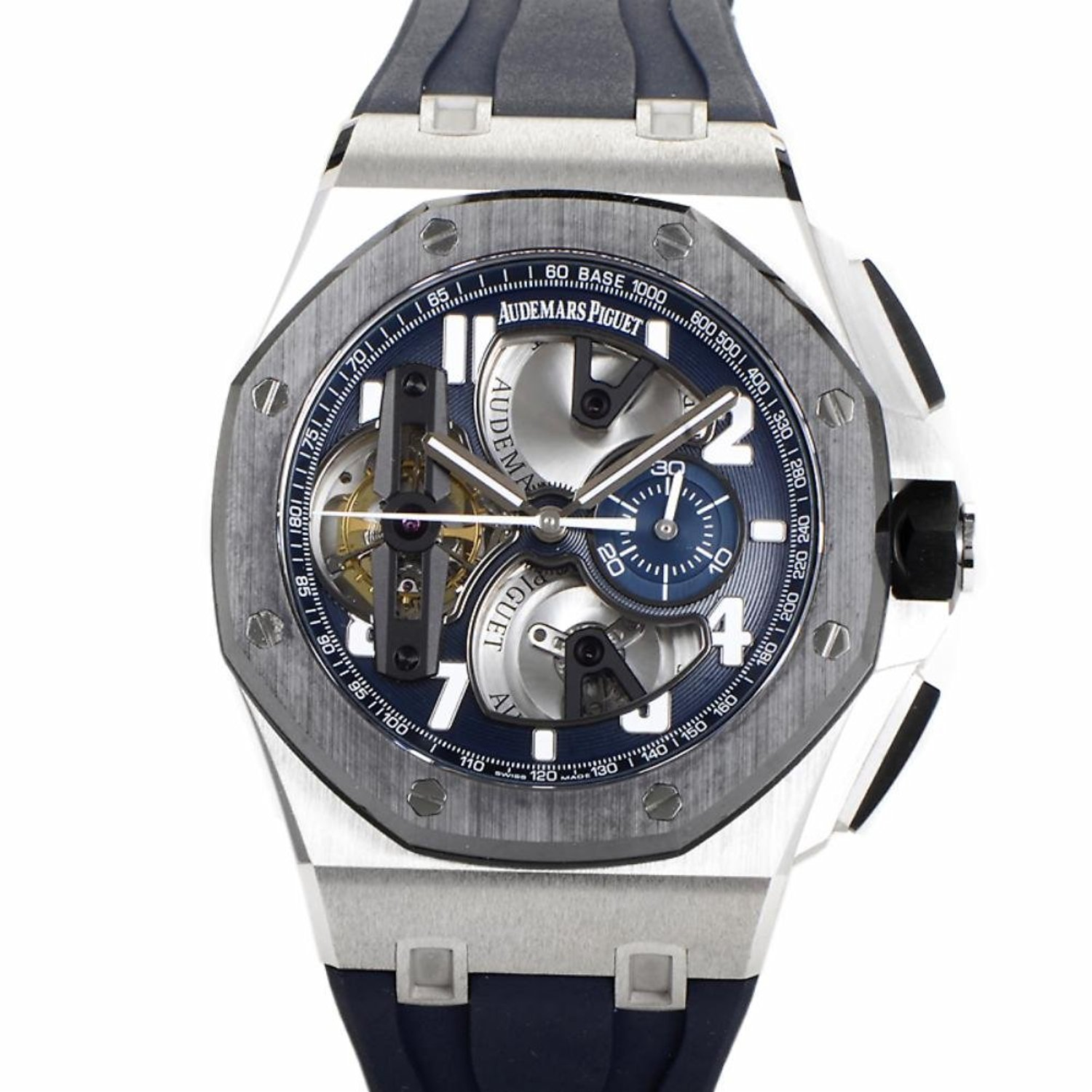Audemars Piguet Royal Oak Offshore automatic-self-wind mens Watch (Certified Pre-owned)
