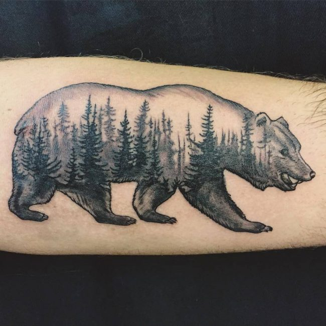 40 incredible bear tattoo ideas the art of exceptional