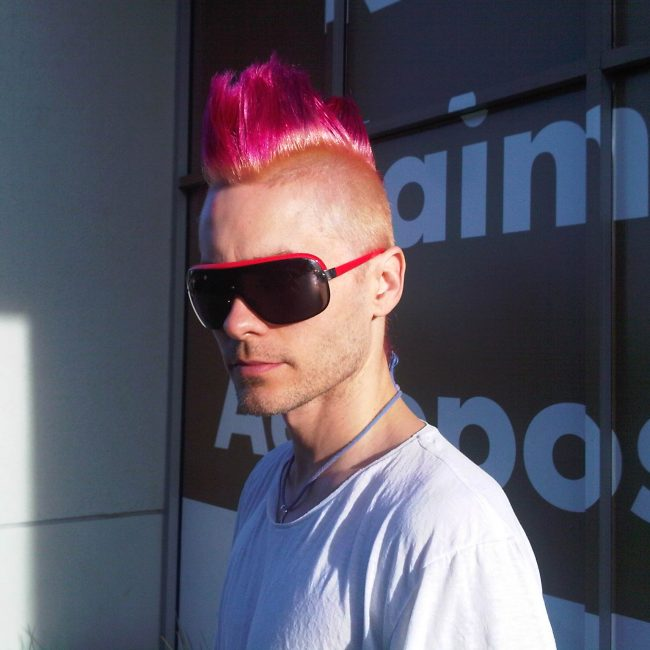 9 The Pink Mohawk