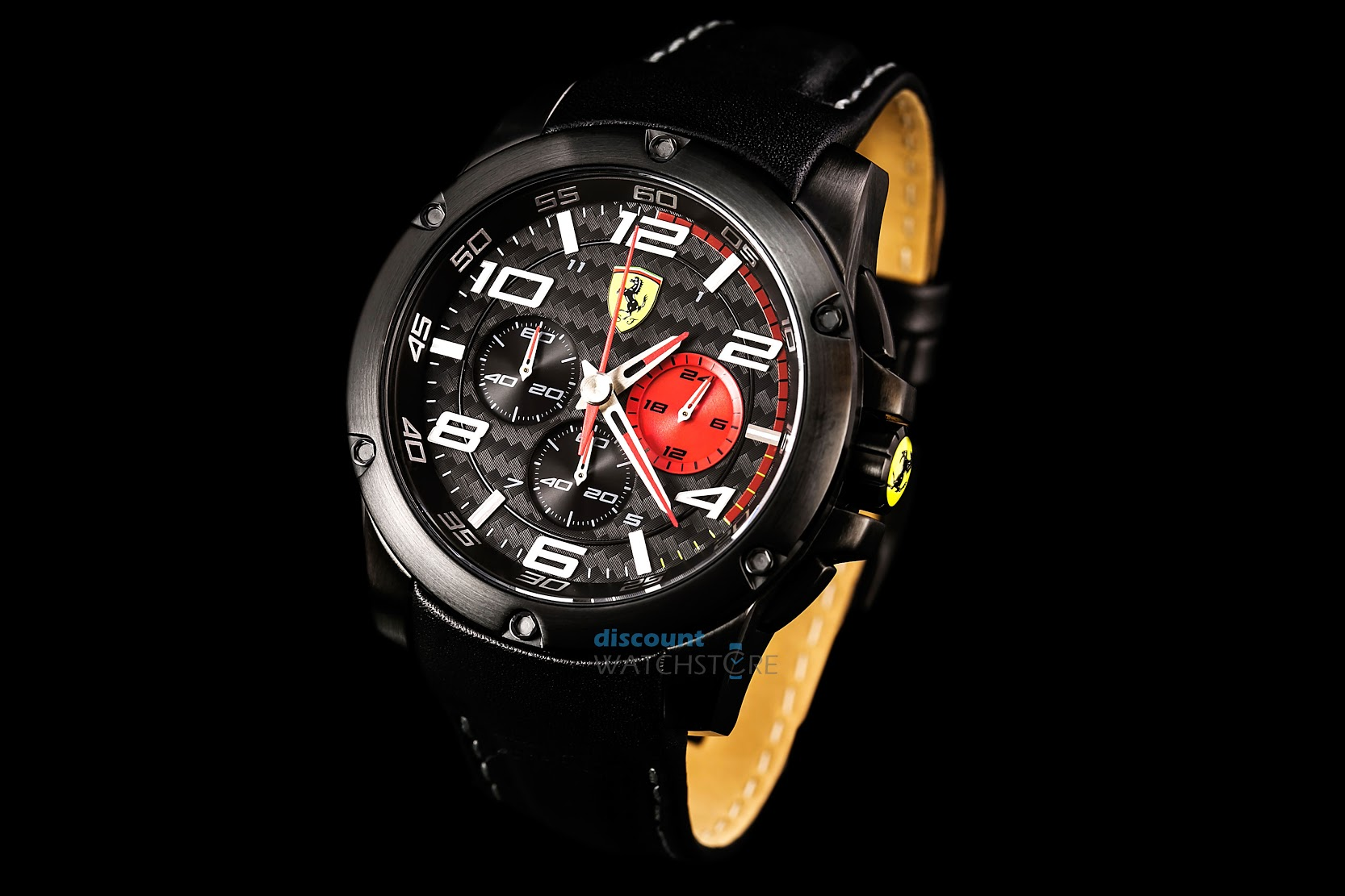 seven formula watches of stainless men steel watch quartz for rules ferrari italia s easy