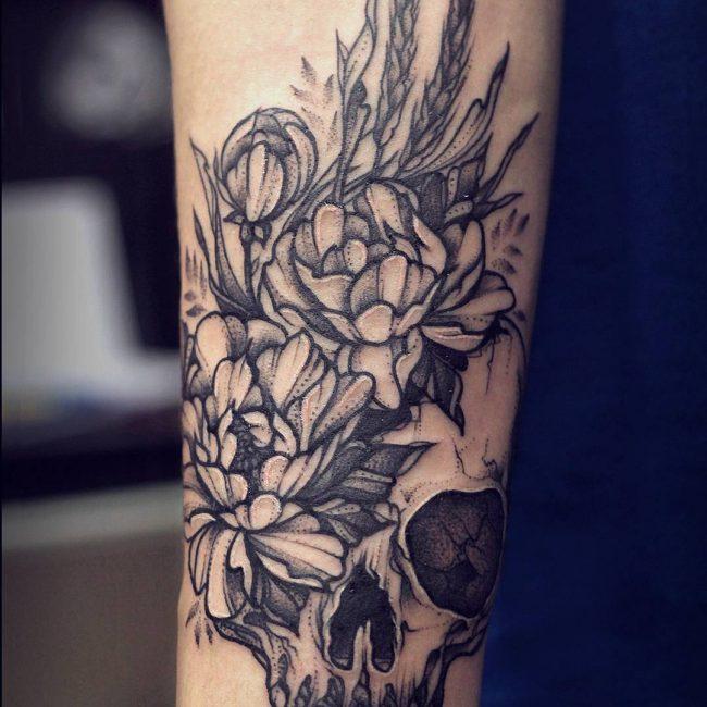 floral-tattoo-5
