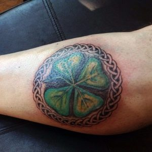 four-leaf-clover-tattoo-2