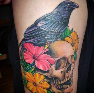 hibiscus-tattoos-14