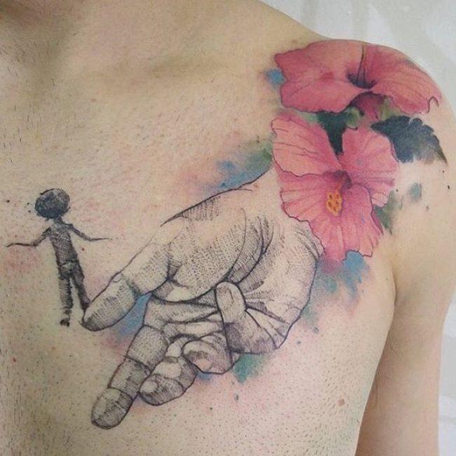 hibiscus-tattoos-41