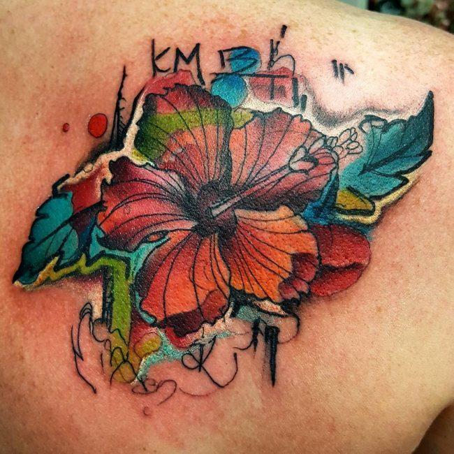 hibiscus-tattoos-45