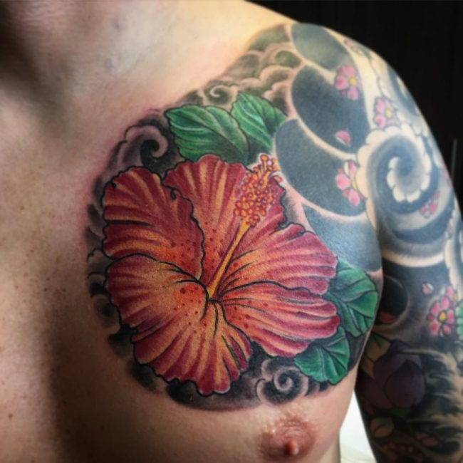 hibiscus-tattoos-7