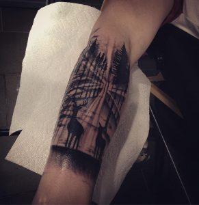 hunting-tattoo-1