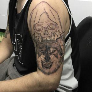 hunting-tattoo-14