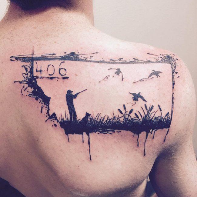 hunting-tattoo-20