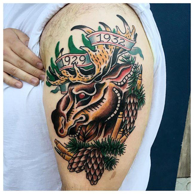hunting-tattoo-4