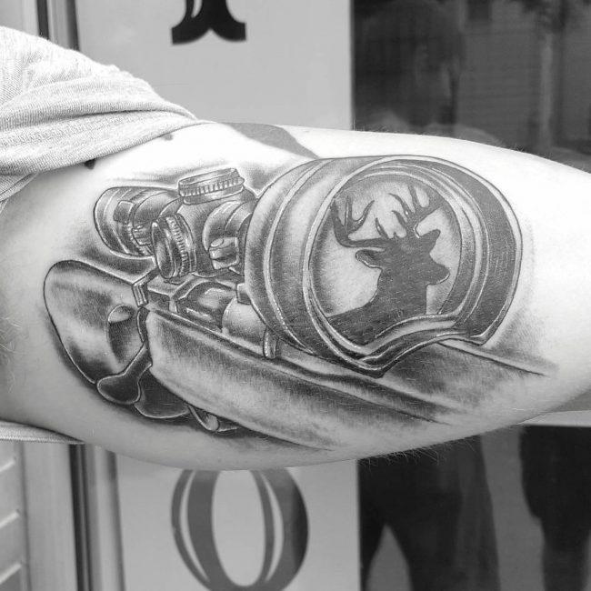 hunting-tattoo-48