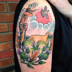 hunting-tattoo-53