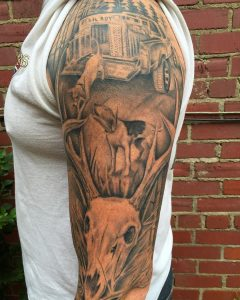 hunting-tattoo-54
