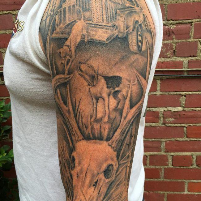 hunting-tattoo-54