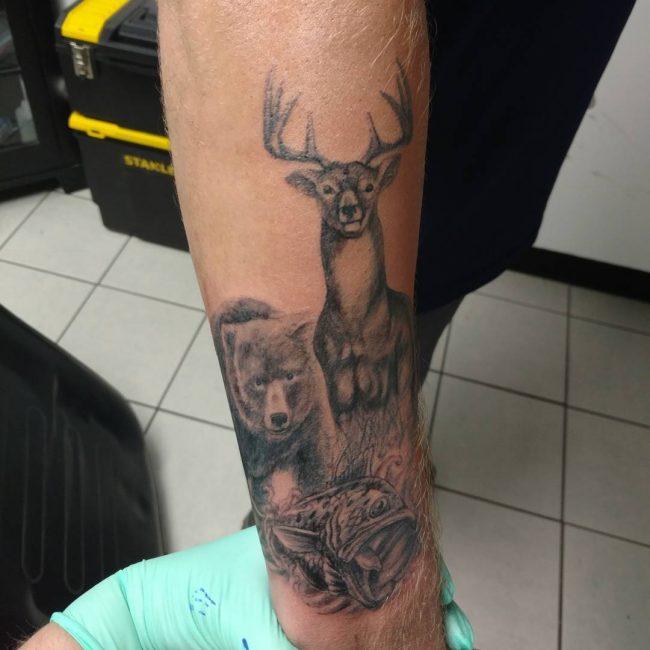 hunting-tattoo-56