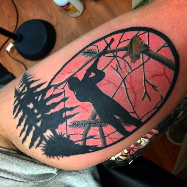 hunting-tattoo-67
