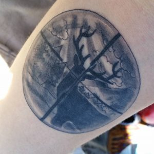 hunting-tattoo-70