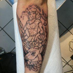 hunting-tattoo-73