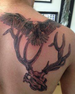 hunting-tattoo-85